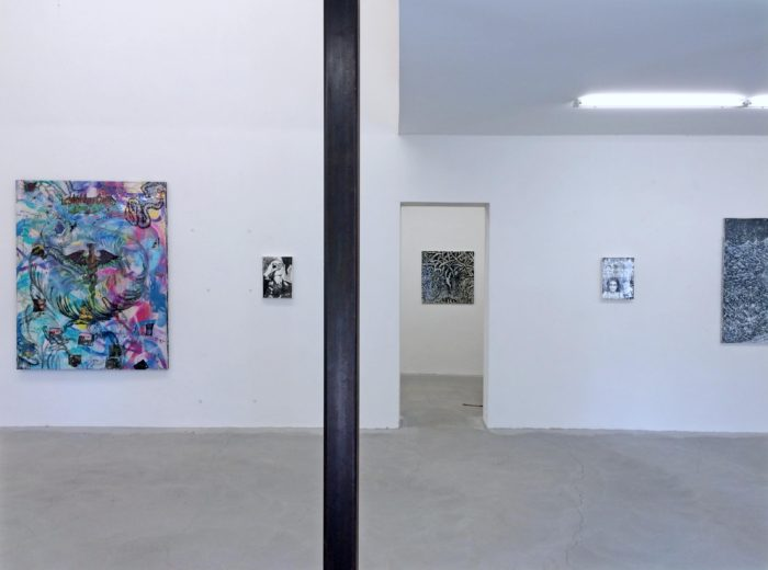 Installation view galleri arnstedt 2016